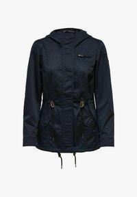 ONLLORCA - Summer jacket - blue graphite