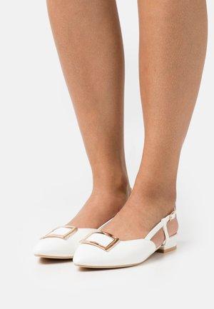 RASHI - Ballerinat - white