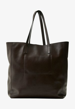 Shopping bags - brown