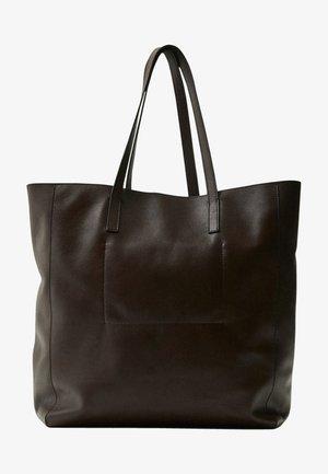 Tote bag - brown