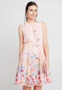 Esprit Collection - FLUENT - Cocktail dress / Party dress - peach - 0