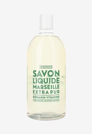LIQUID MARSEILLE SOAP REVITALIZING ROSEMARY - Liquid soap - -