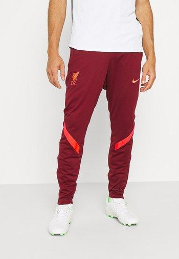 LIVERPOOL FC PANT - Club wear - team red/bright crimson