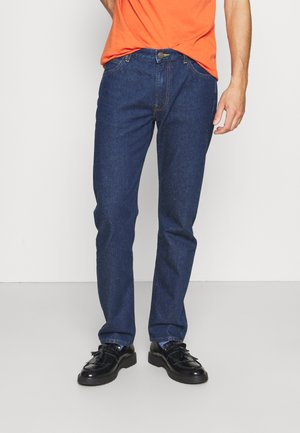 WEST - Straight leg jeans - blue denim