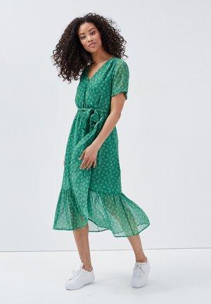 Day dress - vert menthe