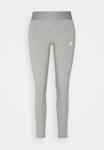 Tights - mottled grey