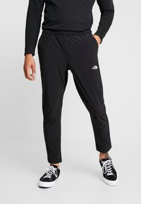 The North Face - TECH PANT - Spodnie treningowe - black - 0