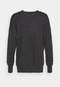 pure cashmere - LOOSE FIT - Trui - graphite - 1