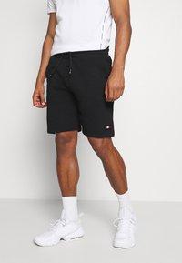 Tommy Hilfiger - SHORT - Sports shorts - black - 0