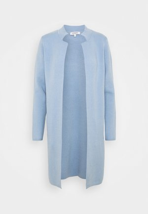 BLOCK - Chaqueta de punto - cashmere blue