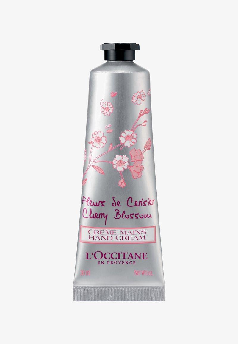 L'OCCITANE - CHERRY BLOSSOM HAND CREAM - Handcrème - -