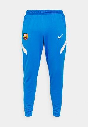 FC BARCELONA PANT - Club wear - soar/pale ivory/pale ivory