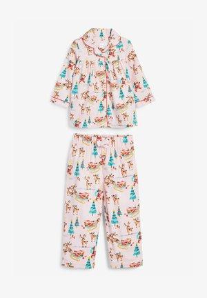 CHRISTMAS SCENE - Pyjama set - pink