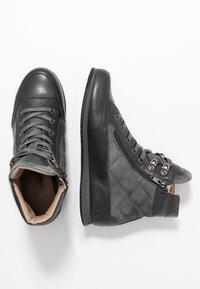 Candice Cooper - TORONTO - High-top trainers - vintage asfalto/piombo - 3