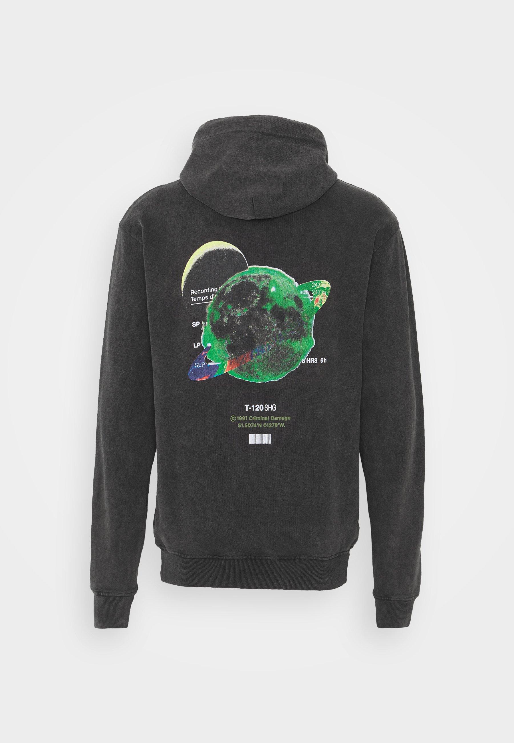 Men GALAXY HOOD UNISEX - Zip-up sweatshirt