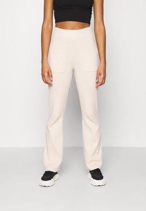 YASSANNA - Trousers - linen