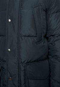 Tommy Hilfiger - HOODED - Down coat - black - 3
