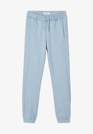 Tracksuit bottoms - dusty blue