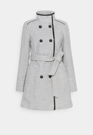 VMCALAVERONICA  - Cappotto classico - light grey melange