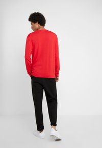 HUGO - SAN CLAUDIO - Pullover - red - 2