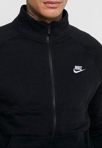 Nike Sportswear - SUIT SET - Tracksuit - black/white - 6