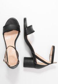 Selected Femme - SLFMERLE  - Sandals - black - 3