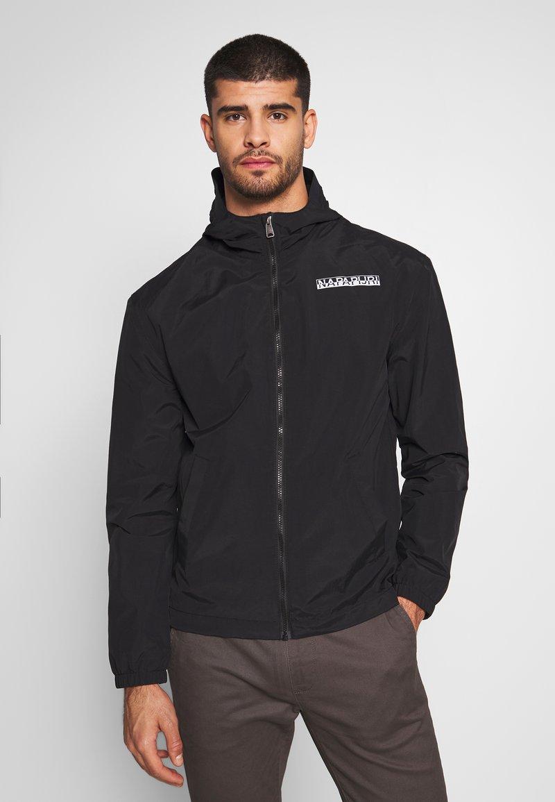 Napapijri - APER - Summer jacket - black