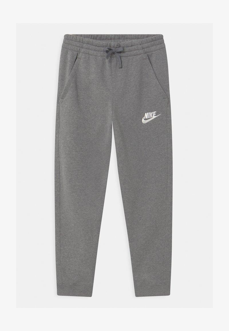 Nike Sportswear - PLUS CLUB - Træningsbukser - carbon heather/cool grey