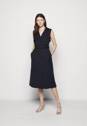 ISTRICE - Shirt dress - blu