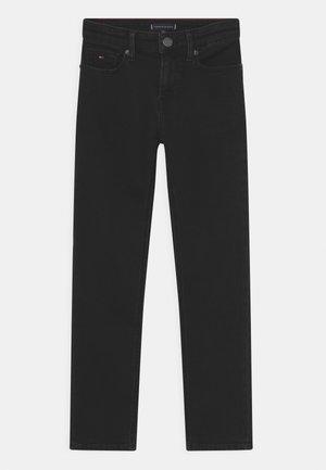 SCANTON - Slim fit jeans - black