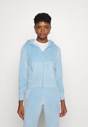 HOODY - Sweatjacke - blue