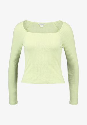 MALOU - Long sleeved top - light green