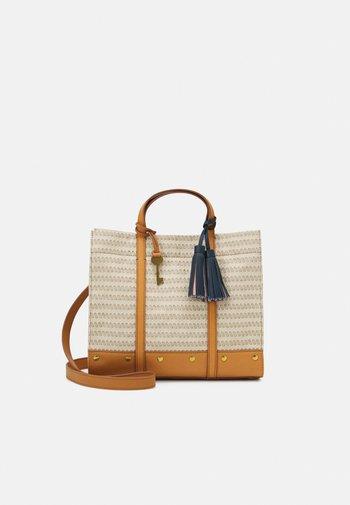 CARMEN - Handbag - tan