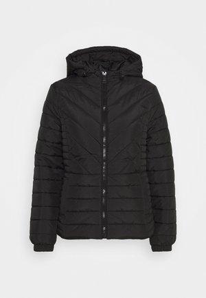 LIZZIE LIGHTWEIGHT PUFFER - Lehká bunda - black
