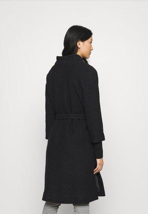 TERRA - Frakker / klassisk frakker - black