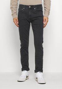 Calvin Klein Jeans - CKJ 016 SKINNY - Slim fit -farkut - grey - 0