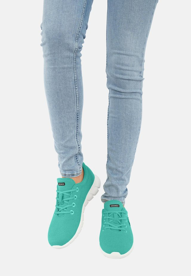 MERINO RUNNERS - Sneakers laag - mint
