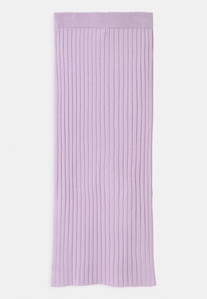 ELSE  - Maxi skirt - light purple
