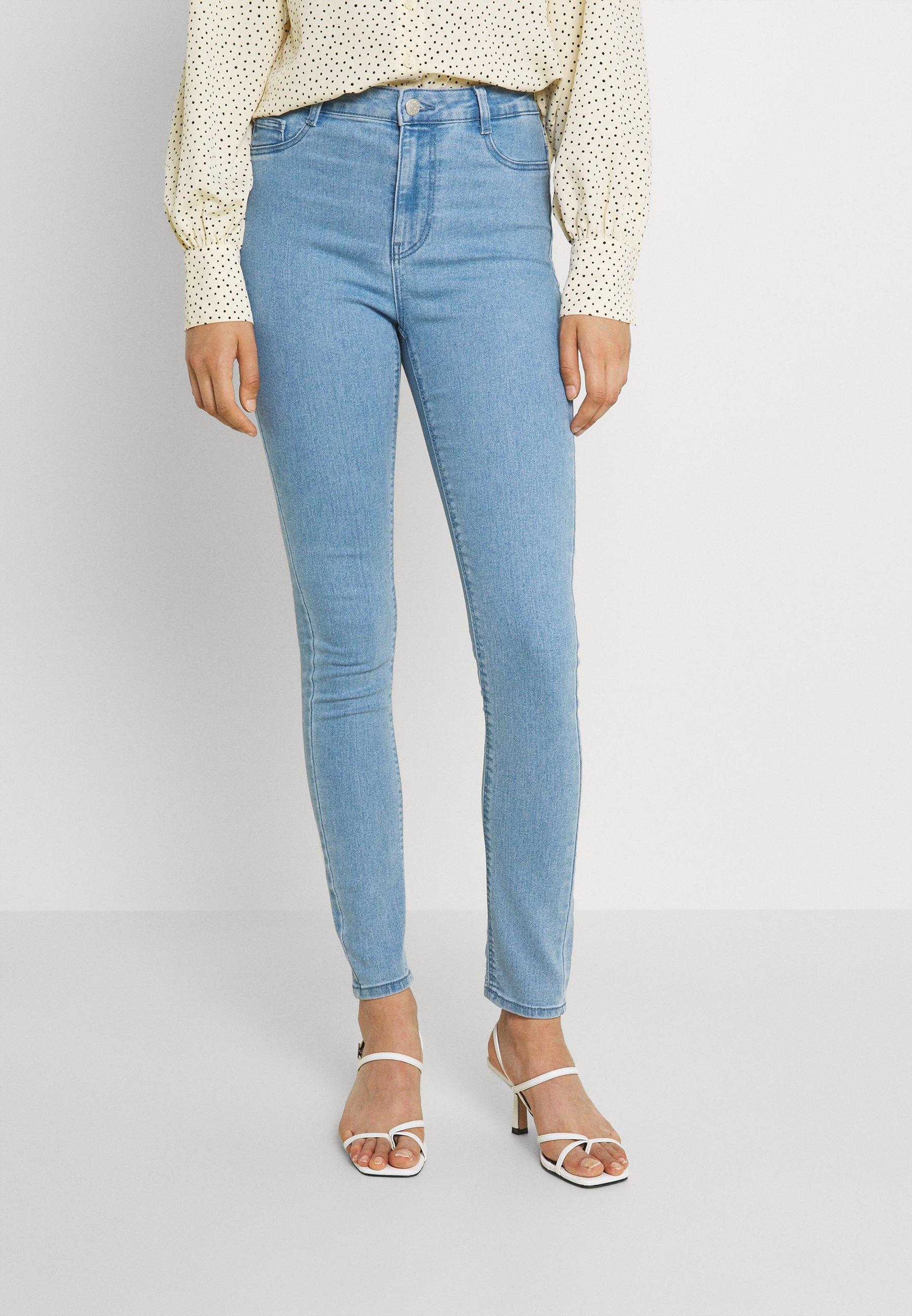 Women ONLFHI MAX LIFE BOX - Jeans Skinny Fit