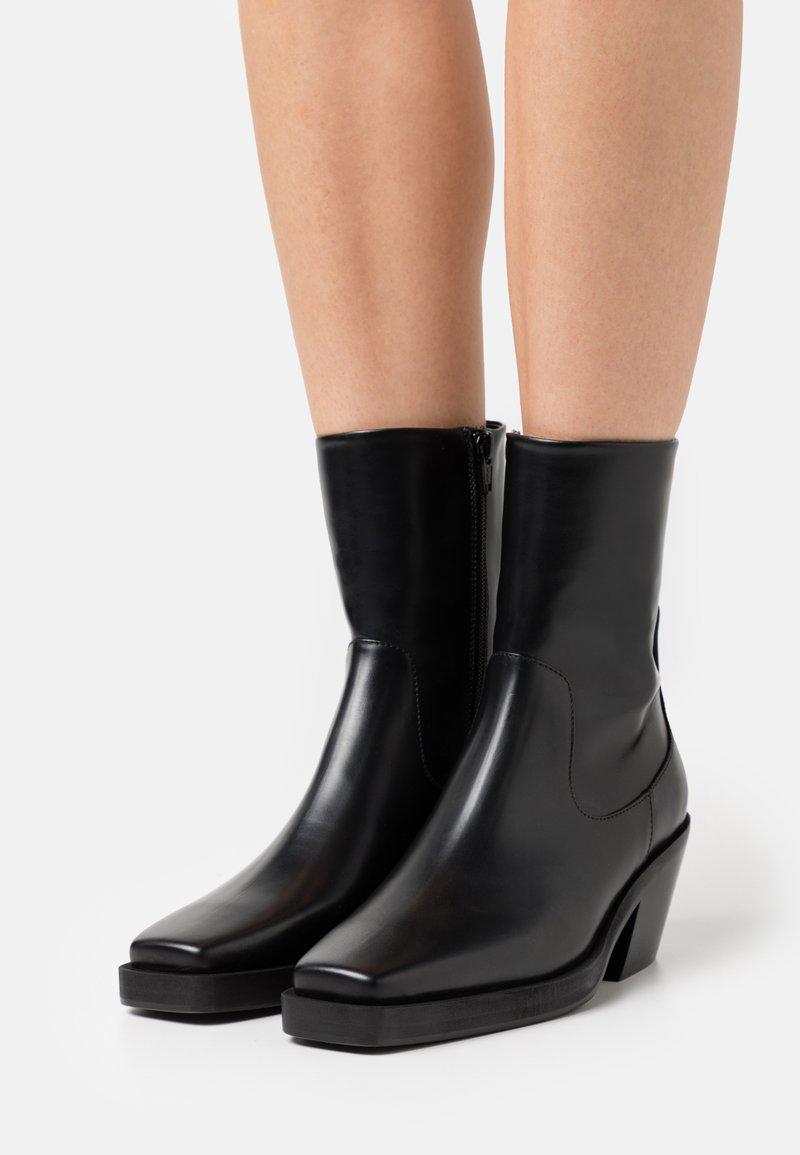 ARKET - Classic ankle boots - black