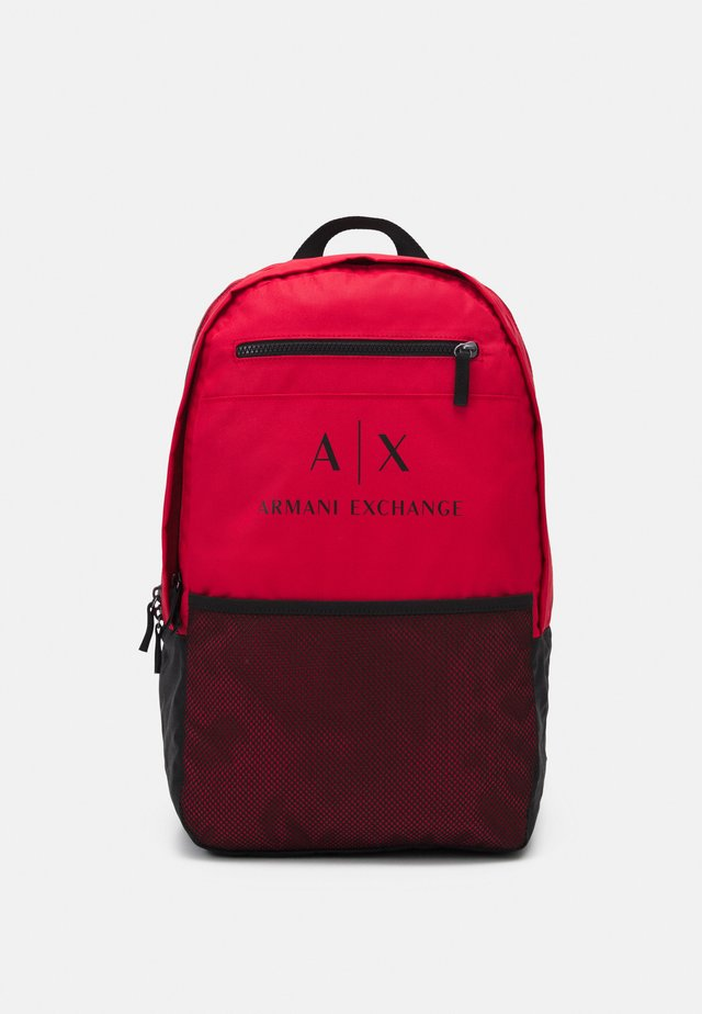 URBAN TECH BACKPACK - Batoh - absolute red