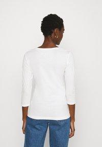 s.Oliver - Long sleeved top - ecru - 2