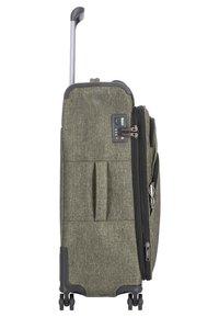 Stratic - MAXCAP  - Wheeled suitcase - khaki - 3