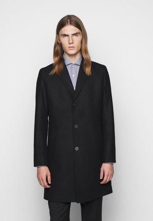 MALTE - Klasický kabát - black