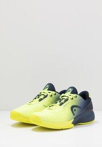 Head - REVOLT PRO 3.0 - Allcourt tennissko - neon yellow - 2
