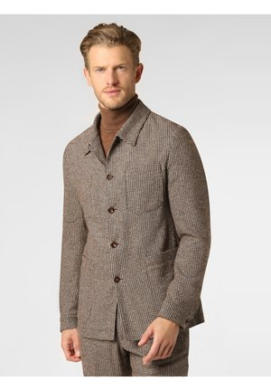 SAKKO CONROW - Blazer jacket - nougat