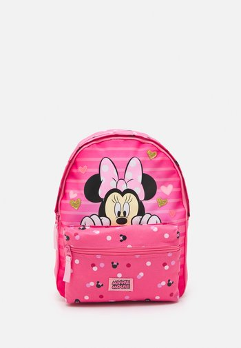 BACKPACK AND PENCIL CASE SET MINNIE