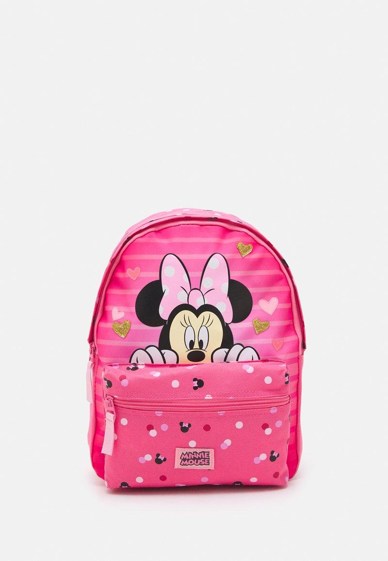 Kidzroom - BACKPACK AND PENCIL CASE SET  - Rucksack - pink