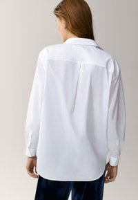Massimo Dutti - Overhemdblouse - white - 2
