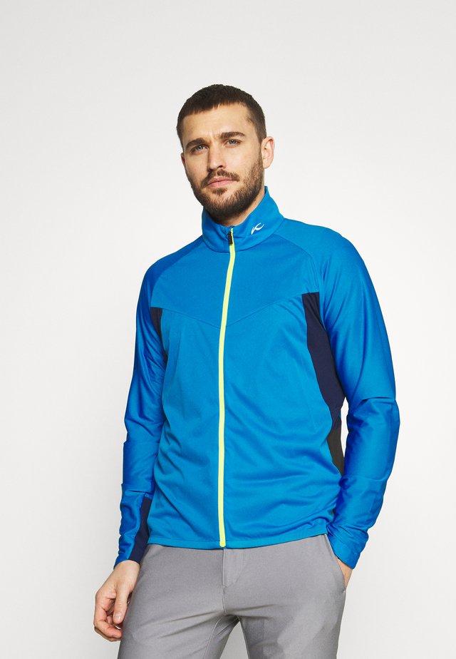 MEN DORIAN JACKET - Veste coupe-vent - olympic blue/atalanta blue
